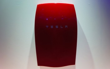 Tesla Power Wall Battery Storage