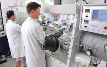 CSIRO Lithium Battery Breakthrough - Image by the CSIRO