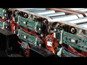 Electric Car Batteries with Double the Range