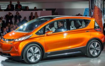 Chevy Bolt EV - Image by Chevrolet