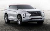 Mitsubishi GT PHEV Concept - Image by MMC