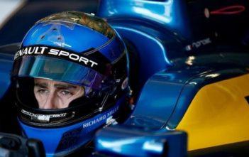 Nico Prost - e-dams Formula E (image by Motori Italia)