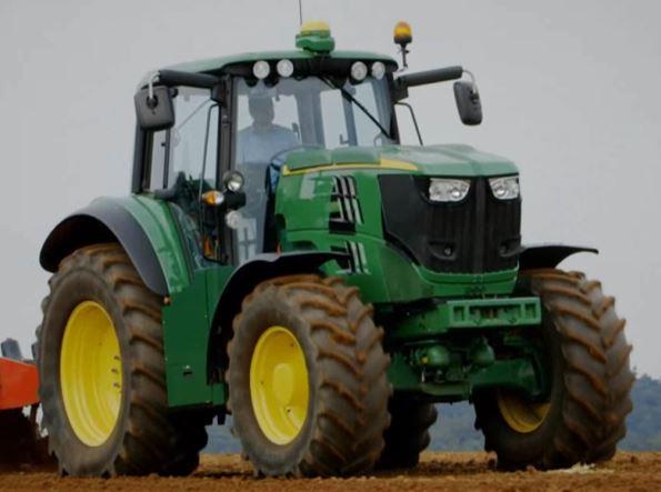 John Deere All Electric Tractors