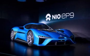 Next EV NIO EP9 - Worlds Fastest EV - image by Next EV