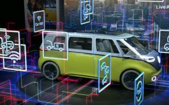 VW I.D. Buzz Electric SVU