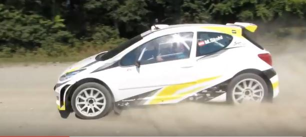Rallycross Goes Electric