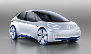 New VW All Electric ID platform