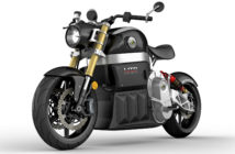 Lito Sora Electric Motorcycle - image by Lito Sora