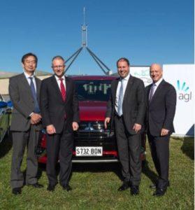 EV Council Launch - MMAL - AGL- Fed Govt 220517